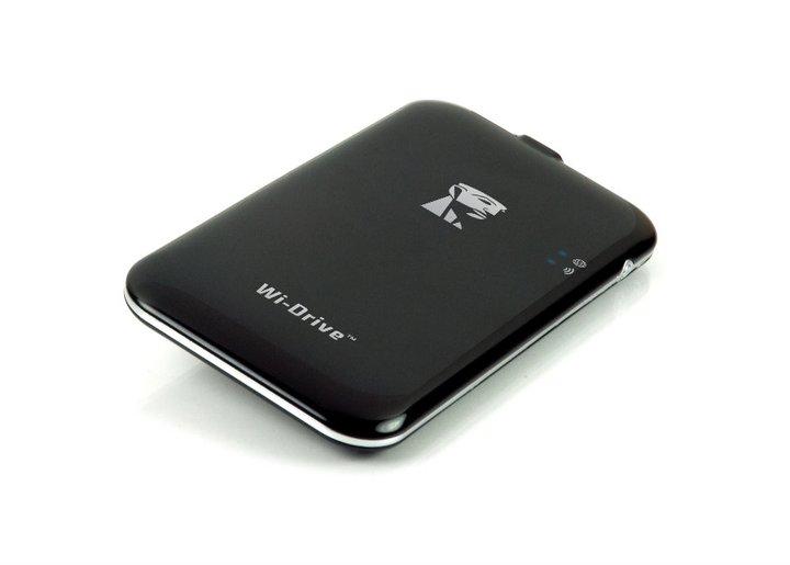 Kingston MobileLite Wireless: 3v1 pro váš telefon