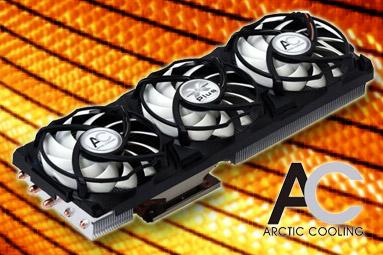 AC Accelero Xtreme PLUS — tiše uchladí cokoliv