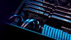 Kingston zahajuje prodej DDR5 pamětí FURY Beast