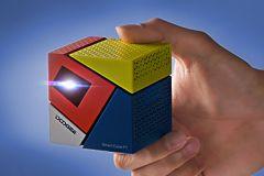 Doogee Smart Cube P1: rubikova kostka s dataprojektorem