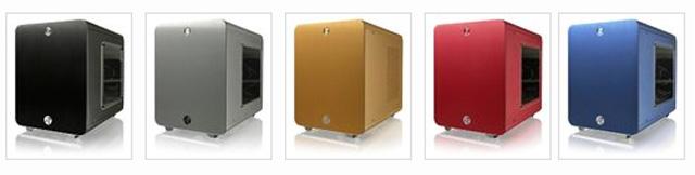 Společnost Raijintek rozšiřuje své portfolio o kubickou mini-ITX PC skříň Metis