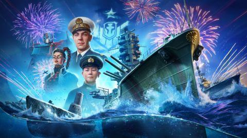 World of Warships PC slaví šesté narozeniny