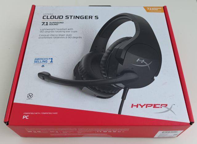 Cloud Stinger S od HyperX: poutavý headset střední třídy