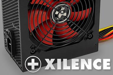"""Xilence Performance C Series XP400R6: 250W """"klam"""" (aktualizováno)"""