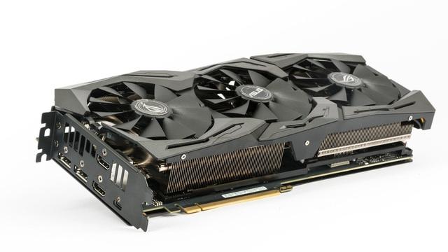 Asus Strix GeForce RTX 2060 Super O8G v testu