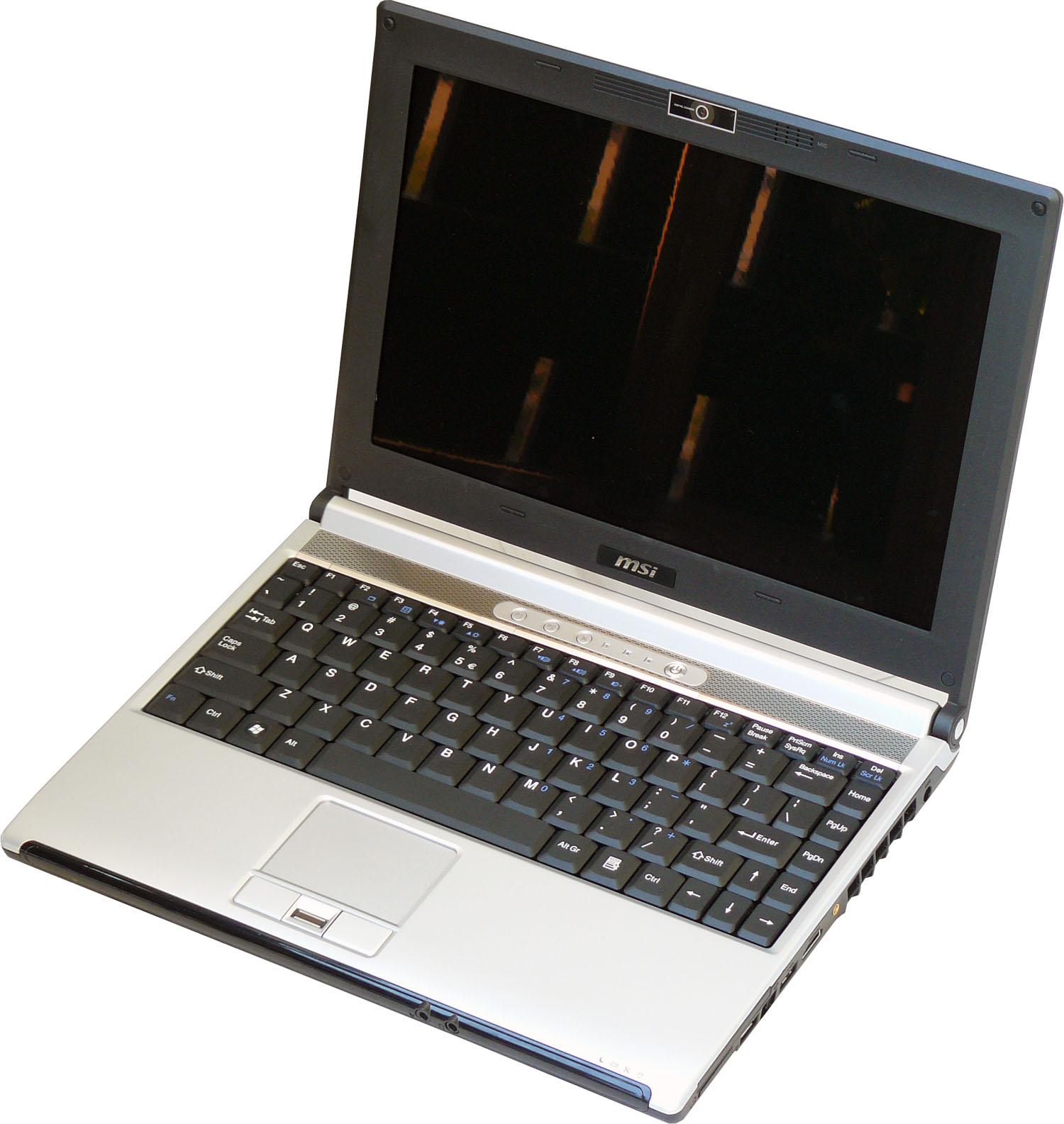 MSI Professional PR201 - mašina na cesty
