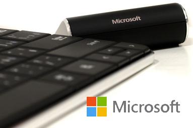 Microsoft Wedge – jak z tabletu udělat notebook