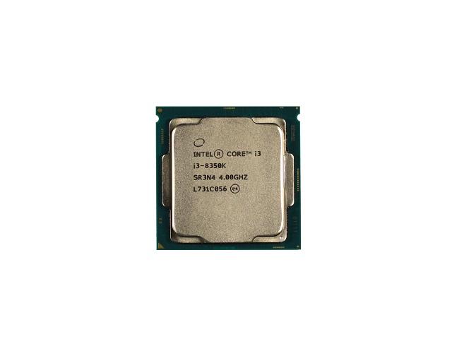 Intel Core i3-8350K