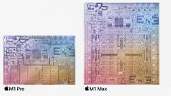 První testy výkonu čipu M1 Max ukazují, jak na tom budou Macbooky v porovnání s Nvidii
