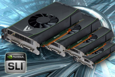 Dvě GeForce GTS 450 v SLI — postaví se i GeForce GTX 470