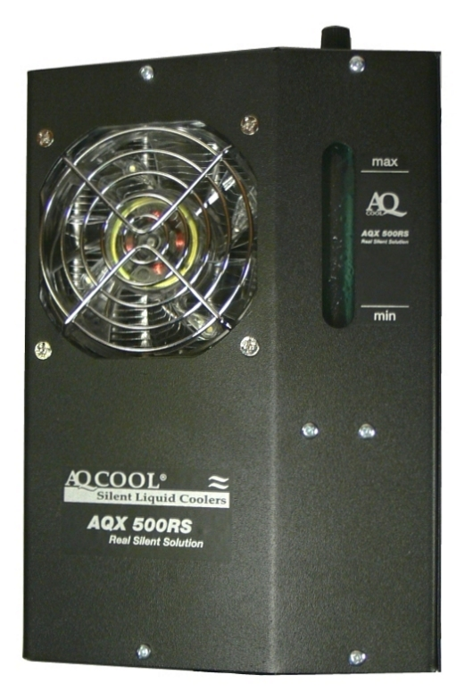 AQCOOL AQX 500RS - český vodník žije!
