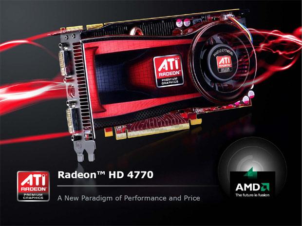 ATI Radeon HD 4730 - náhradník HD 4770 přichází
