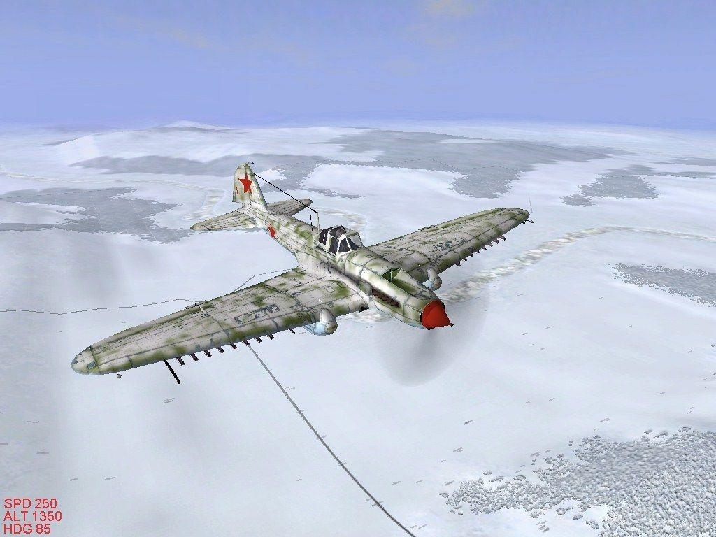 IL-2 Sturmovik BoX: jaké je válečné létání online?