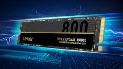 Lexar představil profesionální SSD NM800
