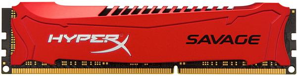 Test Kingston HyperX Savage: 16 GB kit na 1866 MHz (2× 8 GB)