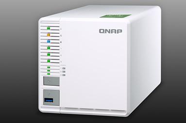Domácí síťování: rychlý 10Gb NAS QNAP TS-332X