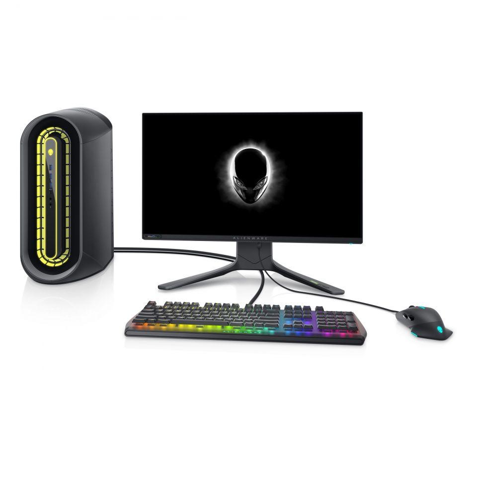 Alienware nasazuje grafickou kartu GeForce RTX 3070 do svých počítačů