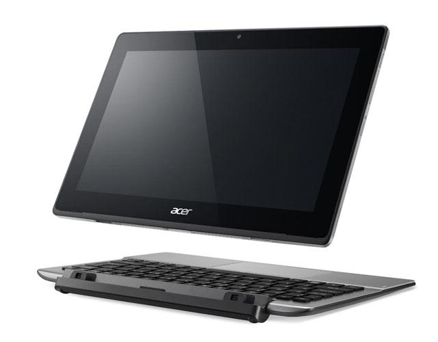 Acer uvádí na trh zařízení 2 v 1 Aspire Switch 11 V s procesorem Intel Broadwell Core-M