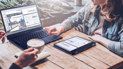 Asus zavádí OLED displeje i do podnikových notebooků