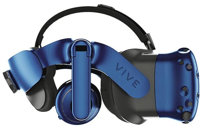 Nový headset Vive Pro