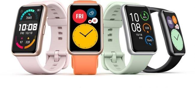Známe cenu a dostupnost Huawei Watch GT2 Pro, Watch Fit a FreeBuds Pro