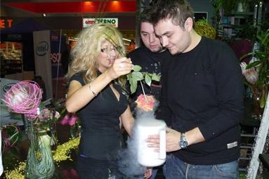 Asus WGT 2009 na Slovensku — byli jsme s LN2 u toho