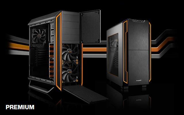 be quiet! Dark Base 700 – luxus v černém s RGB šperkem