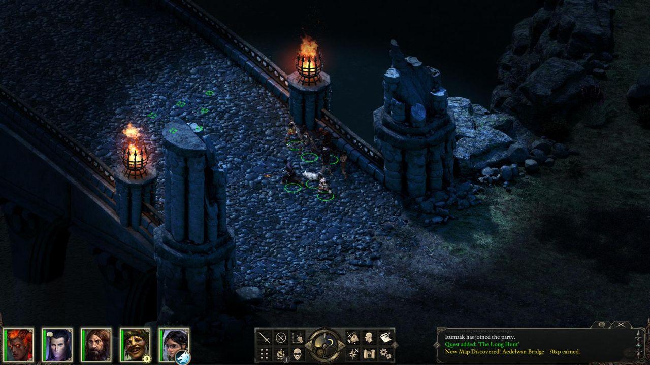 Pillars of Eternity: brilantní variace na téma klasických RPG