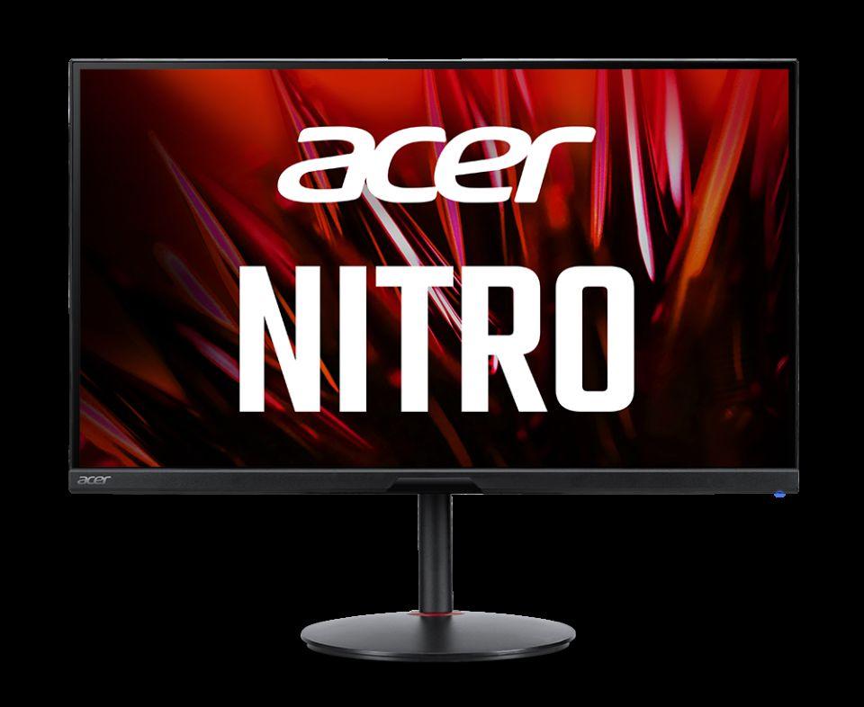 Acer Nitro XV282K KV je herní monitor s parádní výbavou