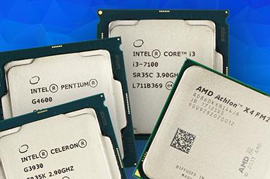 Test levných CPU: Celeron, Pentium, Core i3 a Athlon X4