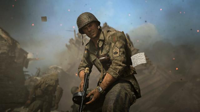 Call of Duty: WWII – rozbor hry a nastavení detailů