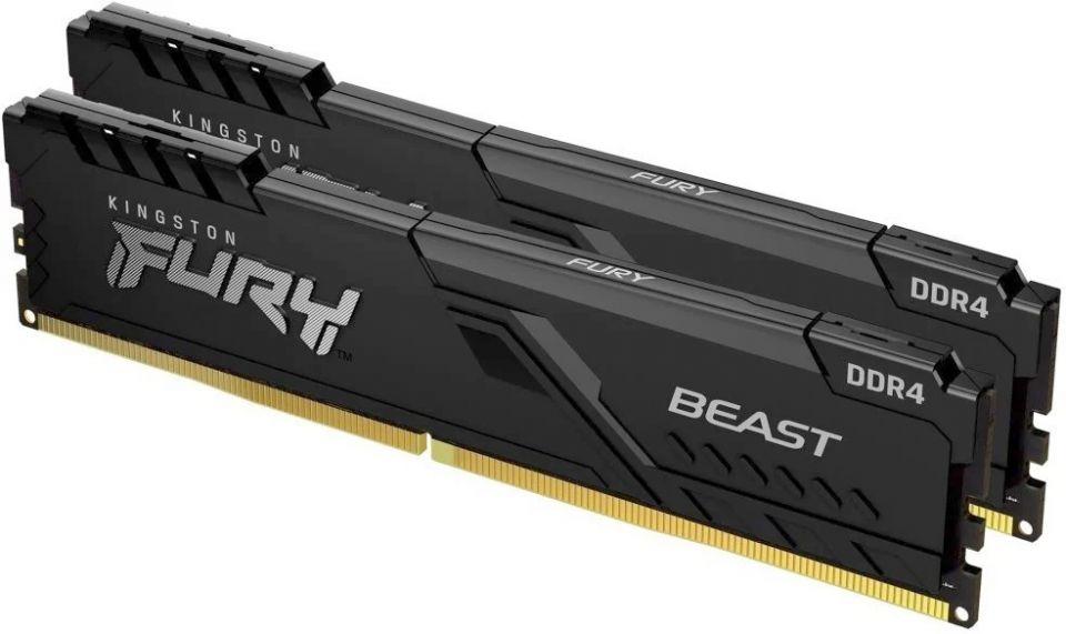 Paměťové moduly Kingston Fury Beast