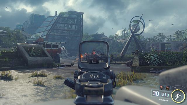 Call of Duty: Black Ops 3 – Rozbor hry a nastavení detailů