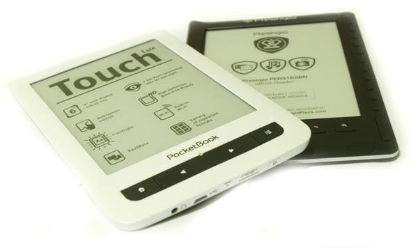 PocketBook Touch Lux – návrat klasiky s nasvíceným displejem