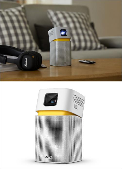 BenQ GV1: přenosný bezdrátový LED projektor