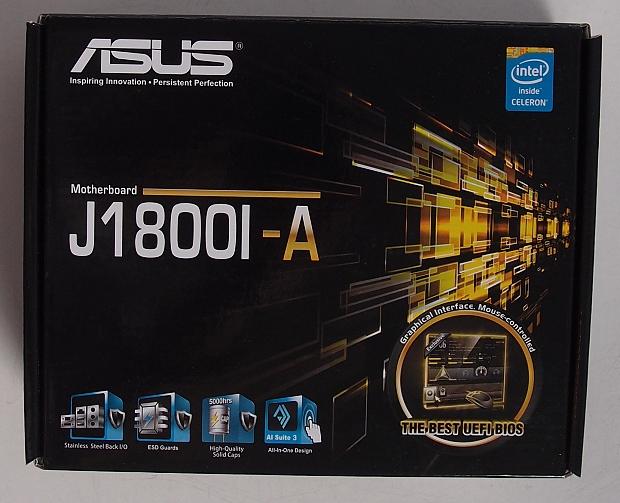 Intel Baytrail a Asus J1800I-A proti AMD Sempron 2650 (AM1)