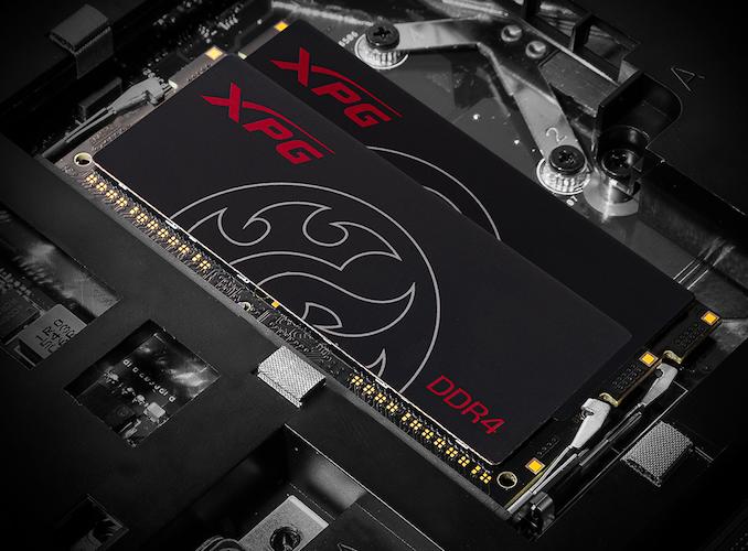 ADATA představuje velmi rychlé herní paměti XPG Hunter