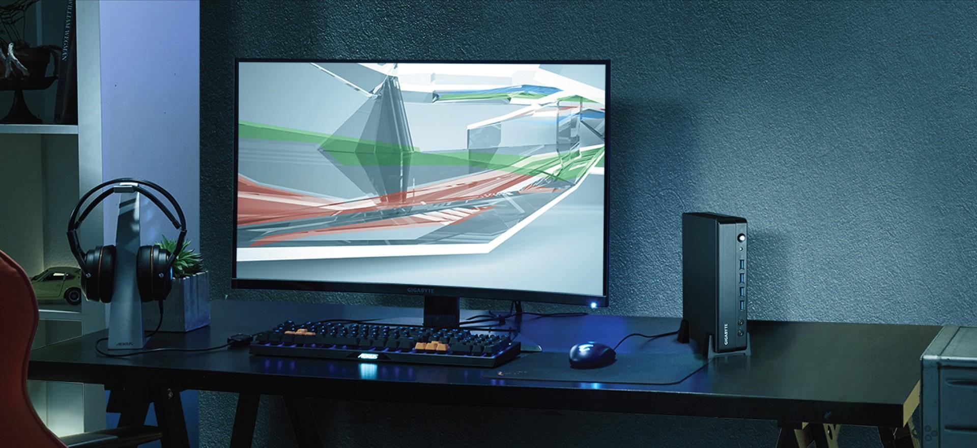 Minipočítače Gigabyte Brix Pro nabídnou nejnovější procesory Intel řady Tiger Lake