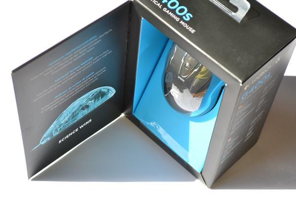 Testujeme žhavé novinky – Logitech G400s a G100s