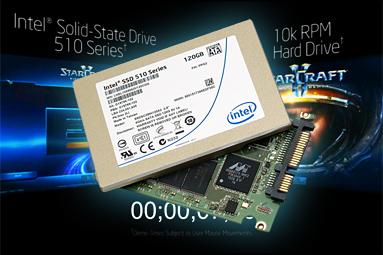 Intel SSD 510 Series: rozdrtí dvoujádrový Elmcrest konkurenci?