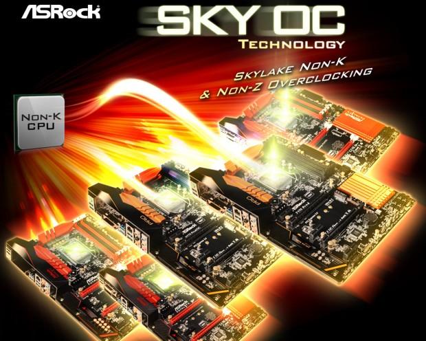 Přetaktování Skylake pomocí BCLK - Core i5-6400 na 4,6 GHz!