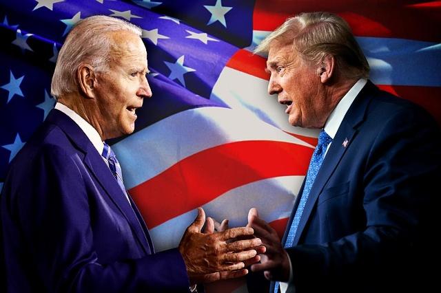 Dva kandidáti na prezidenta USA (zdroj: ČTK)