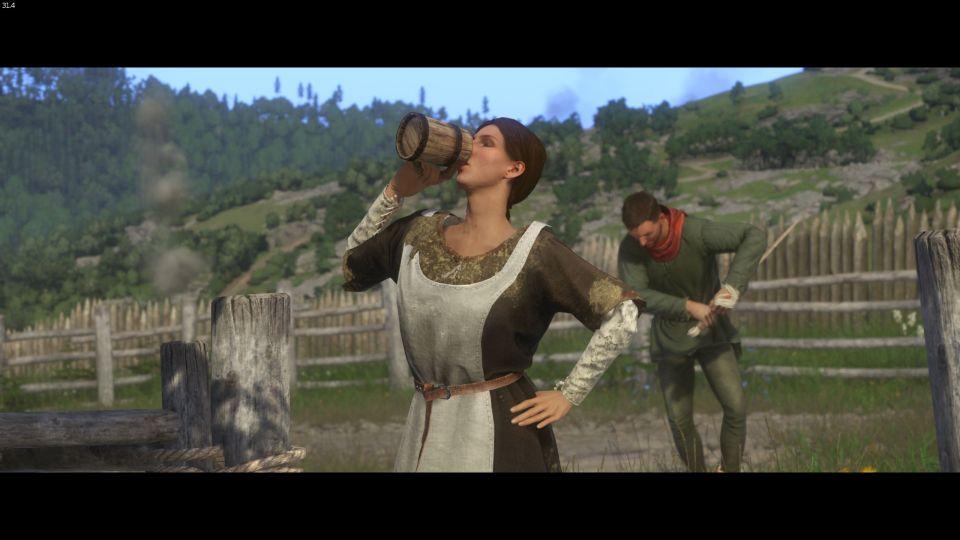 Kingdom Come: Deliverance – Ženský úděl