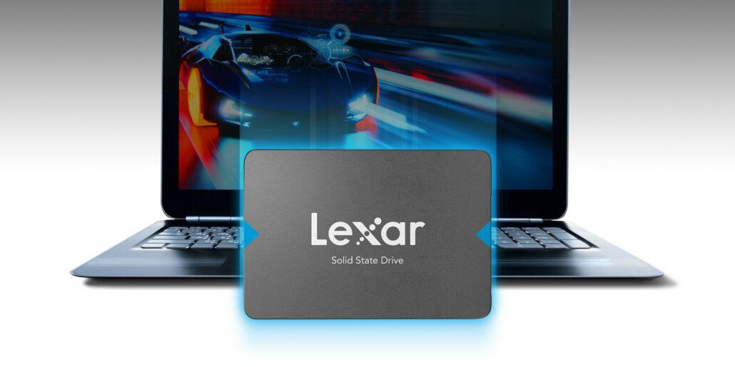 Lexar začal nabízet low-endový SSD NQ100