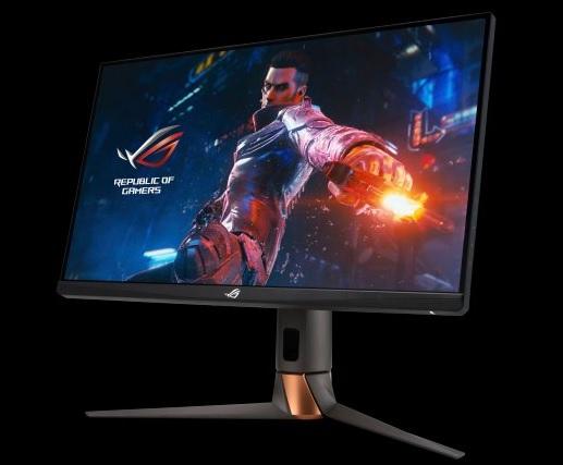 Asus uvedl herní monitor ROG Swift PG279QM s 240 Hz