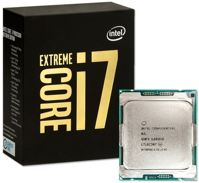 Intel Core i9-7980XE: Osmnáct jader Skylake-X v testu