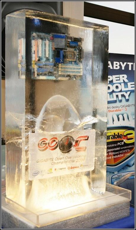 Gigabyte GOOC Praha 2009 - Reportáž z akce