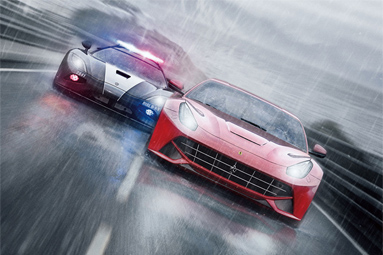 Need for Speed: Rivals — závody s limitem 30 fps