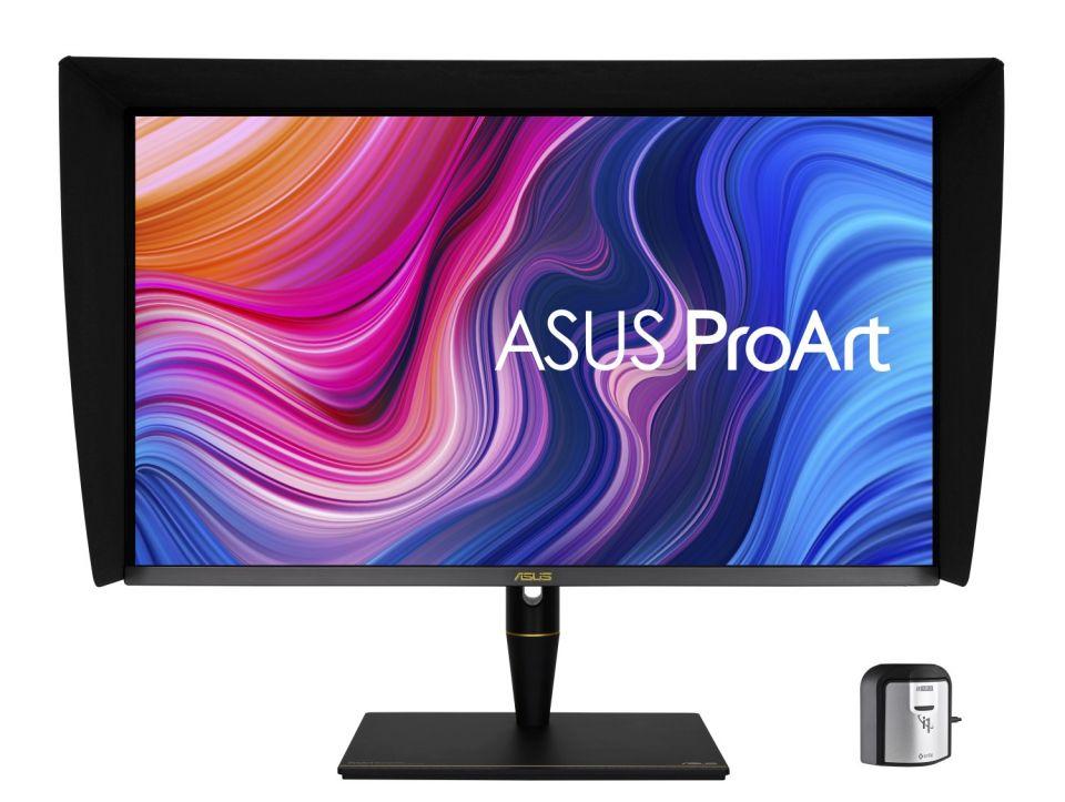 Asus ProArt PA32UCX-PK je špičkový monitor pro profesionály