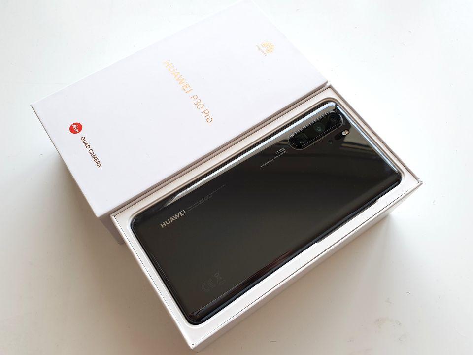 Test Huawei P30 Pro: špičkový telefon a nejlepší mobilní foťák